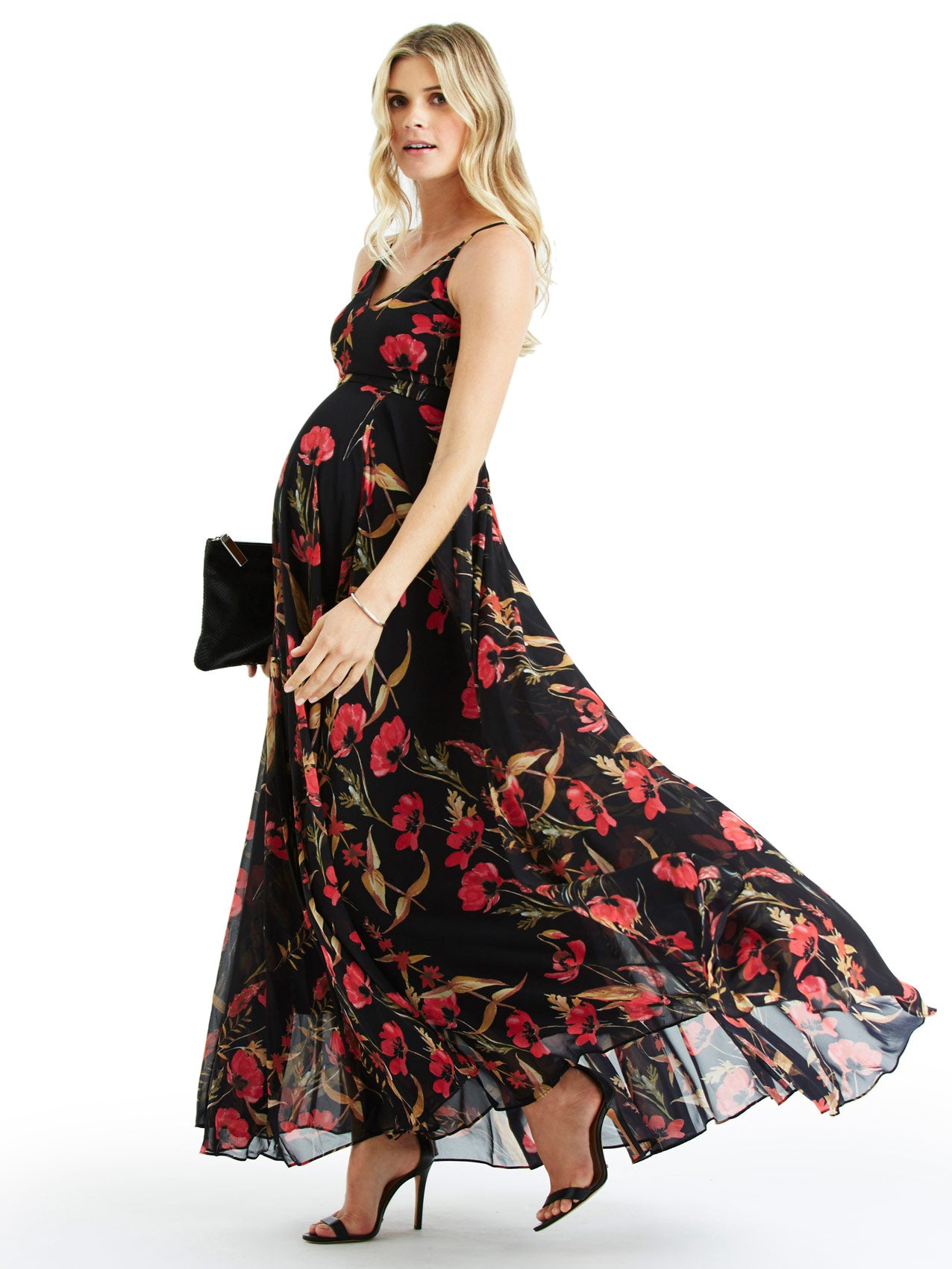 Yumi Kim Peace and Love Maxi Dress