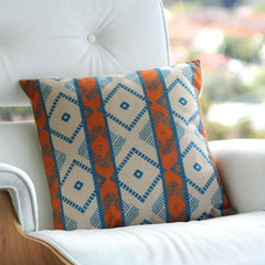 BRIGHT INDIAN STYLE CUSHION