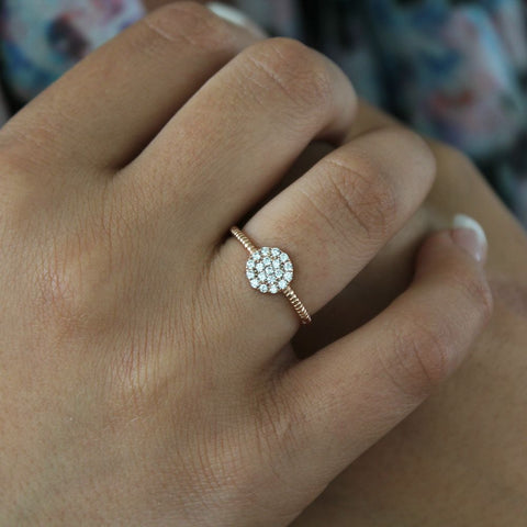 THERESA CZ RING