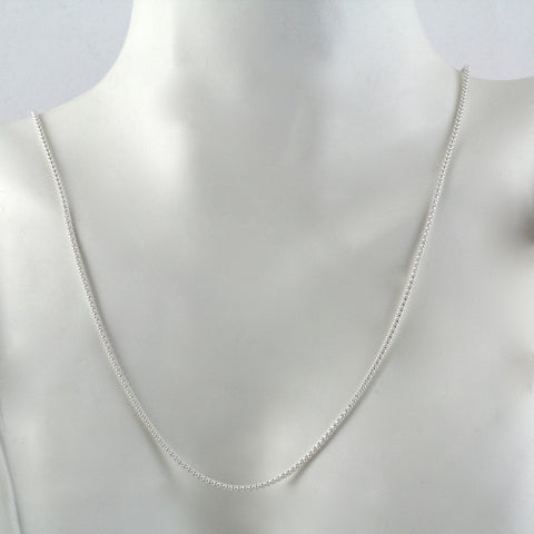 BELLA STERLING SILVER ITALIAN CHAIN