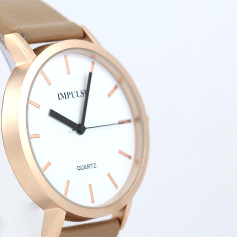 Impulse Ladies Classic Strap Watch