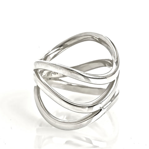 Illusion Ring - by Matt Wise Jewellery