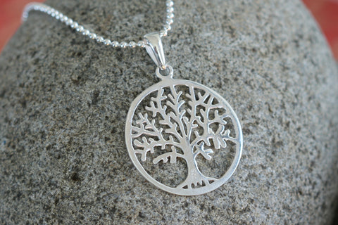 LIANA TREE OF LIFE PENDANT
