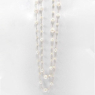 Sharon 9mm Freshwater Pearl Necklace