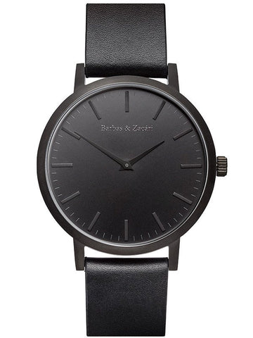 Midnight Watch in Black from Barbas and Zacari