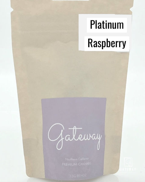Platinum Raspberry - Gateway Wellness