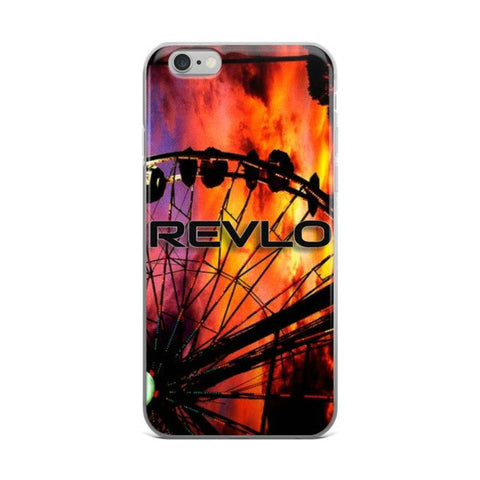 Iphone Ferris Wheel Case - REVoLtiOn