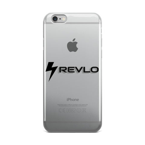 iPhone case - REVoLtiOn
