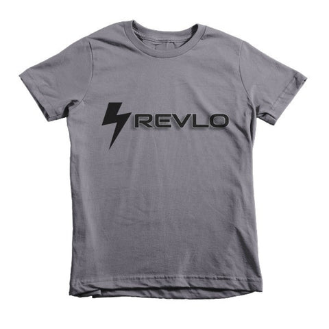 Basic Kids Tee - REVoLtiOn