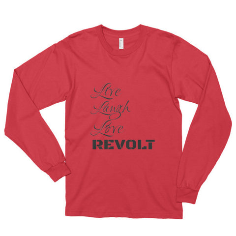 Live Laugh Love Revolt - REVoLtiOn