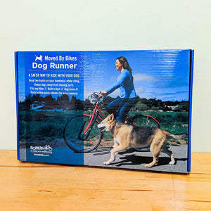 MBB Dog Runners - Moved By Bikes (MBB)