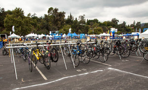 MBB Valet Rack / Event Stand - Moved By Bikes (MBB)
