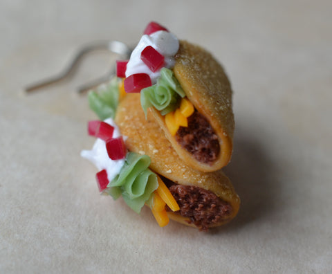 Food Earrings