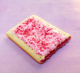 Cherry Pop Tart Polymer Clay Food Magnet Fridge Magnet Polymer Clay Magnet