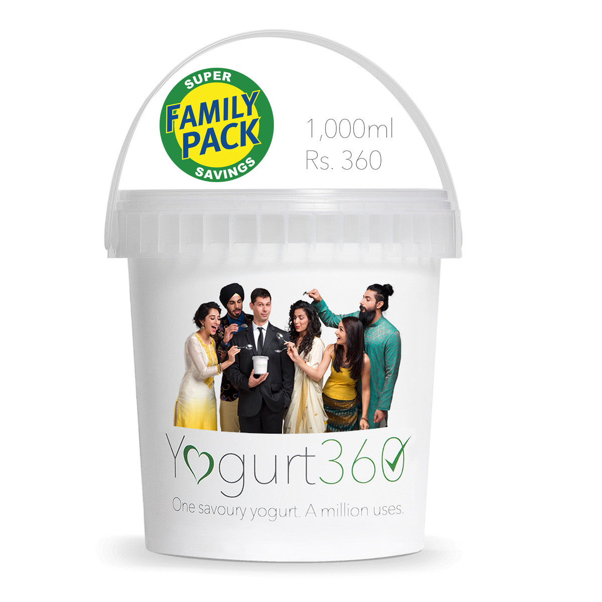 Beta Test Yogurt360