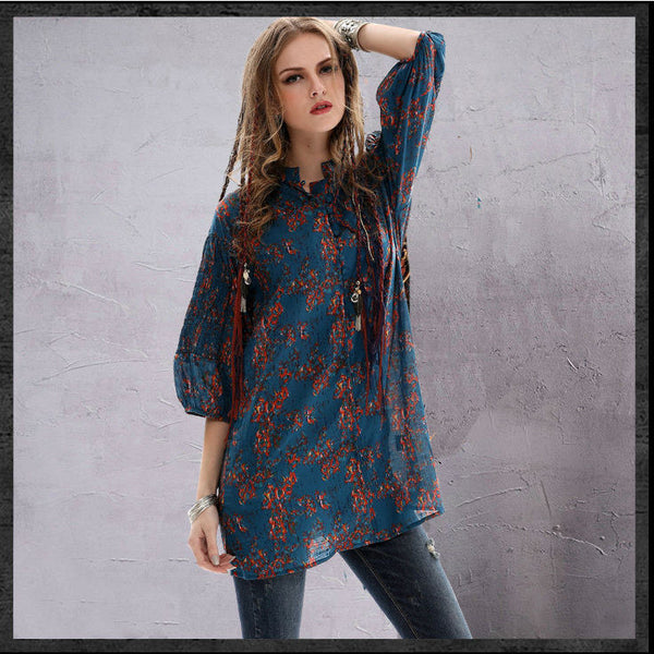 Classical Blouse . Urban For Life