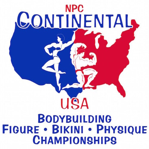 NPC Continental USA Championships Photo Package