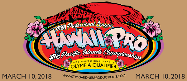 2018 NPC Pacific Island Championships Photo Package