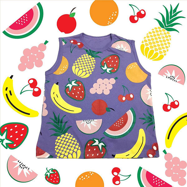 FRUITY POP SINGLET