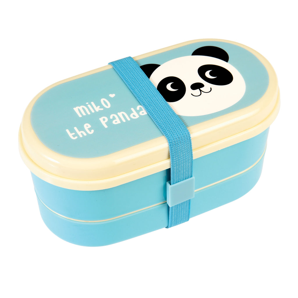 Rex London Miko The Panda Bento Box