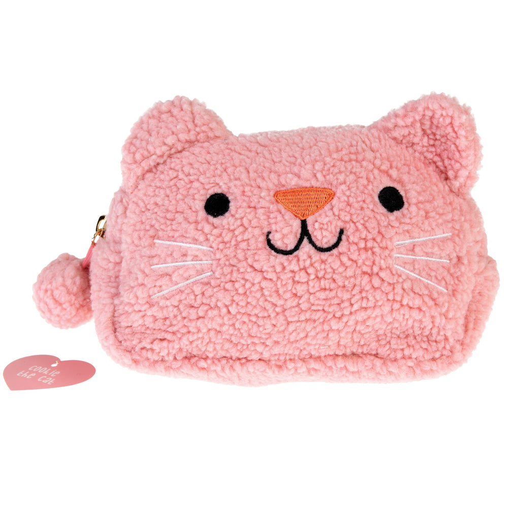 Rex London Cookie The Cat Make Up Bag