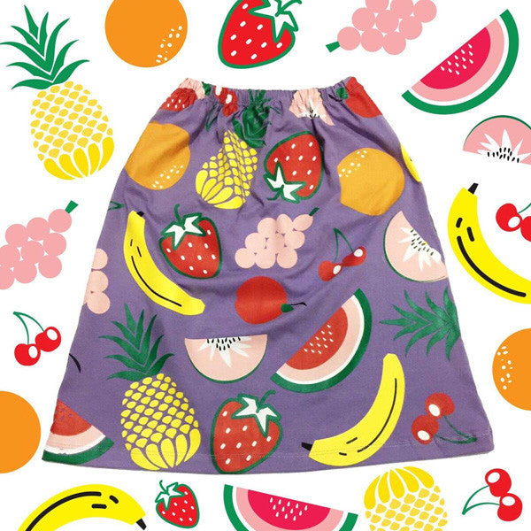 FRUITY POP 3/4 SKIRT