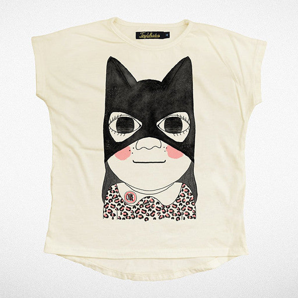 Cat Girl Dolman Tee