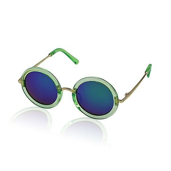 Collette Sunglasses | Green