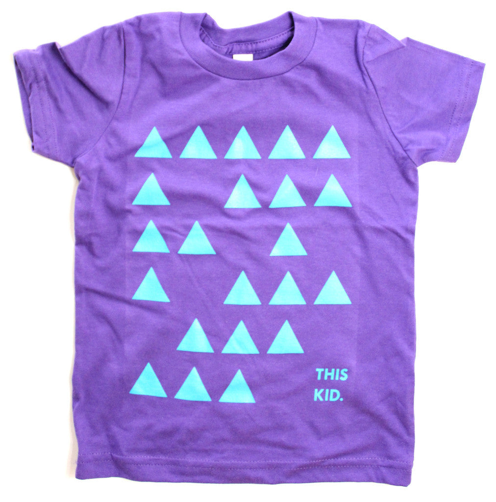 Meet in The Mountains Toddler Tee