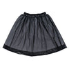 "Girls Mesh Skirt with ""THE ONE"" Print 