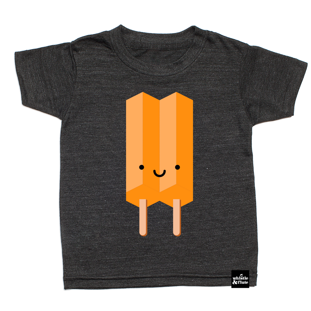 Whistle & Flute Orange Ice Pop T-Shirt
