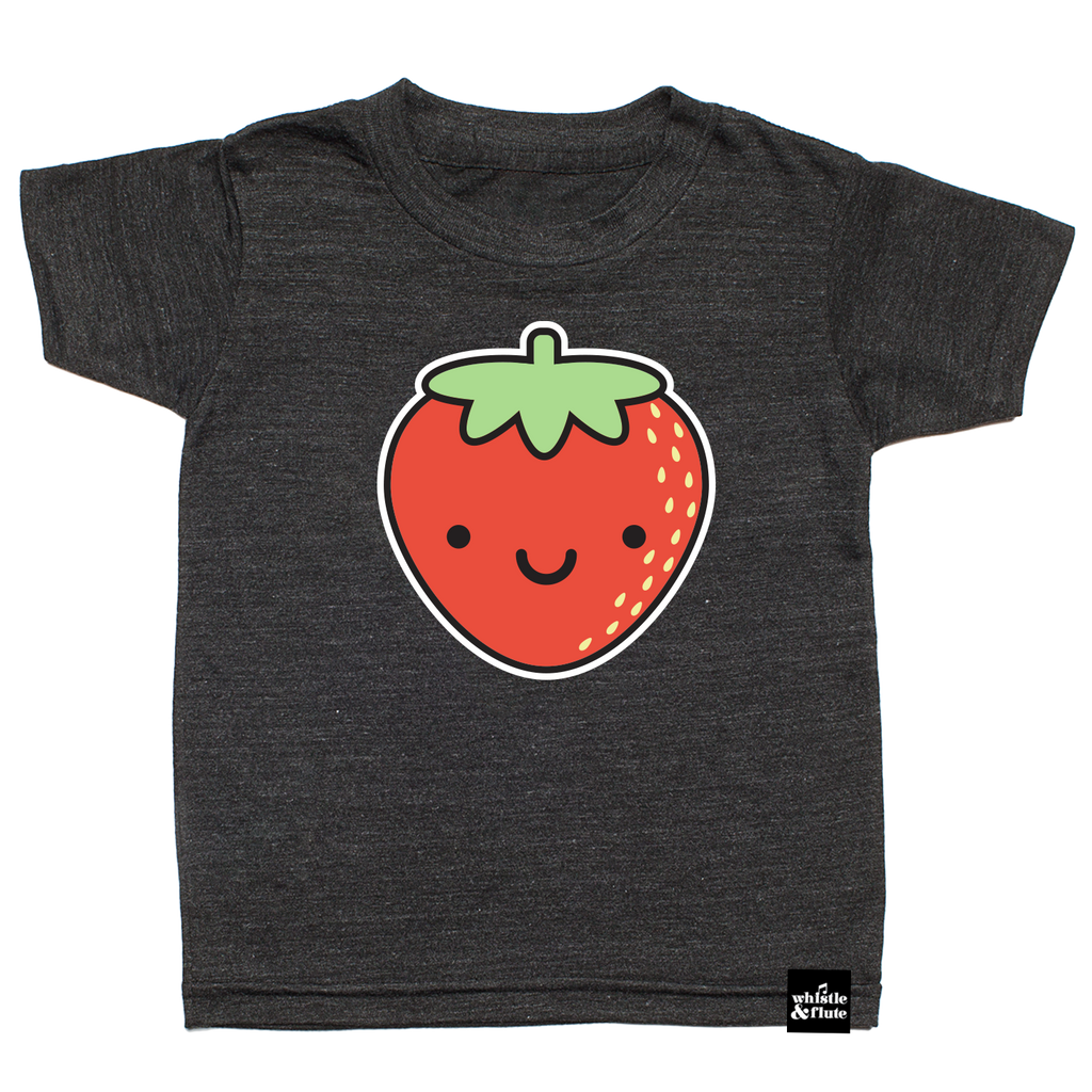 Whistle & Flute Kawaii Strawberry T-Shirt