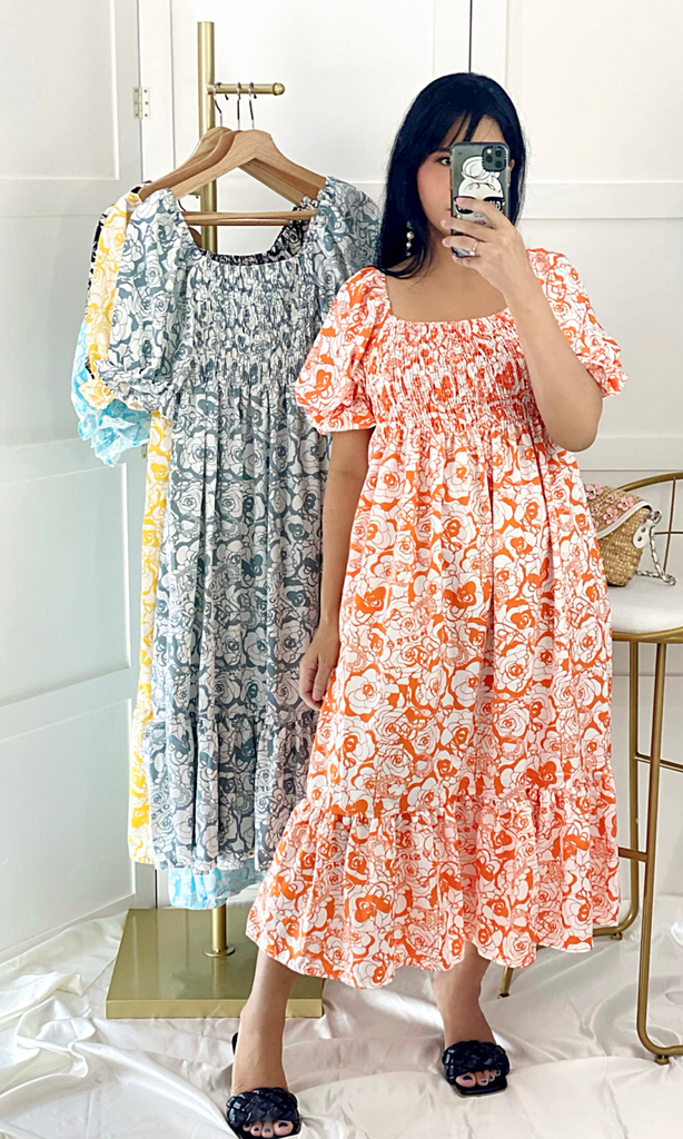 Kira Princess Dress (Ladies) - Mayang Lili