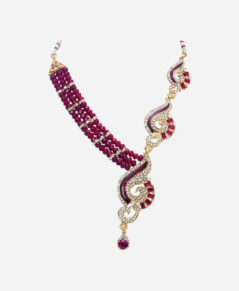 Ava Traditional Jewellery Set for Women