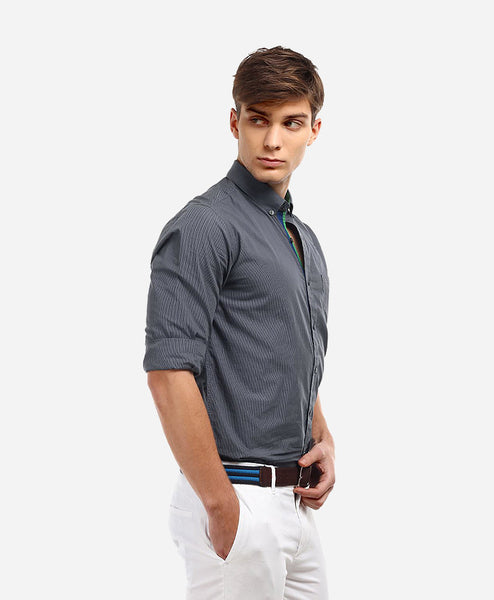 Slim Full Sleeves Shirt