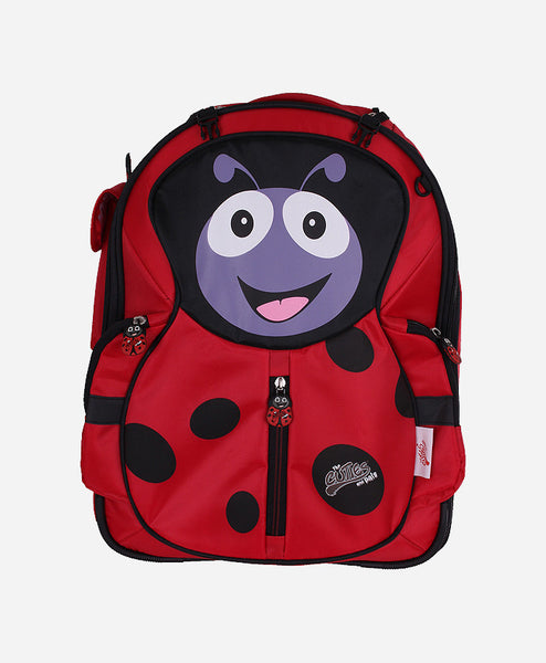 Kungfu Panda School Bag, Red