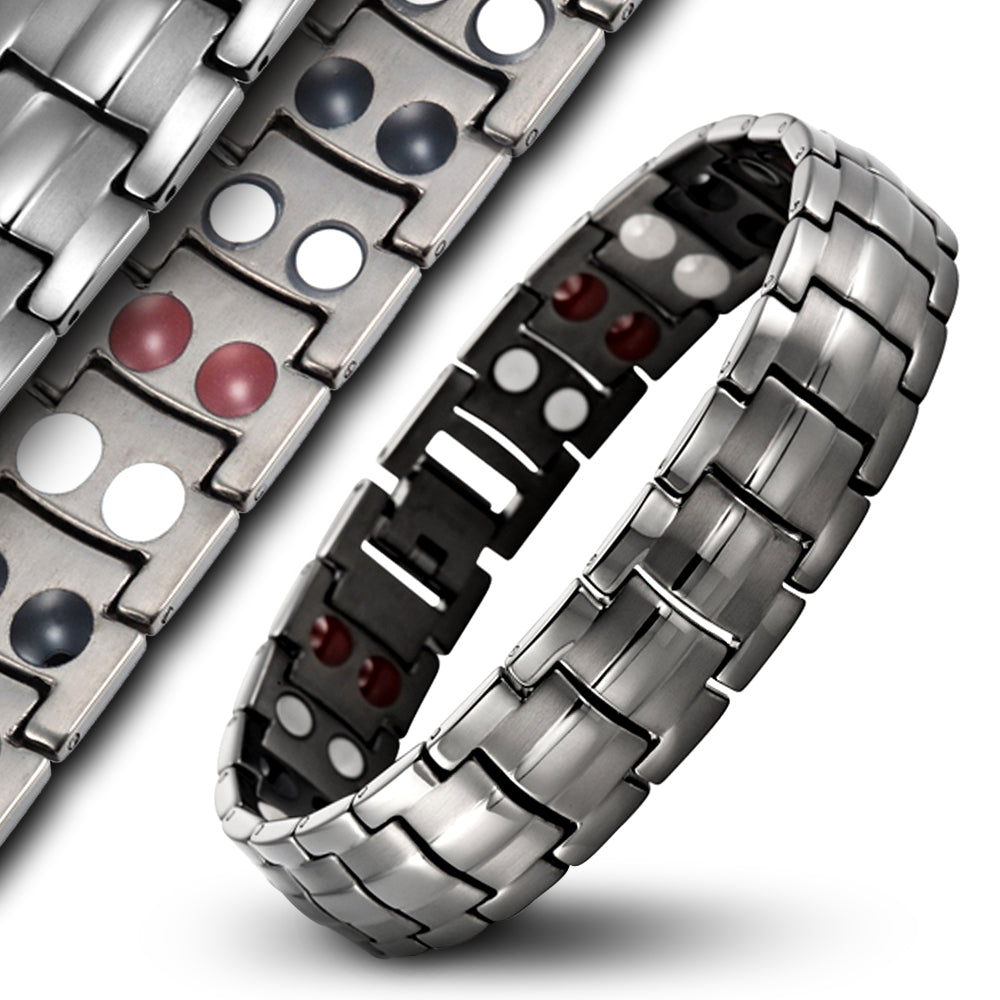 Four Elements in Magnetic Bracelets