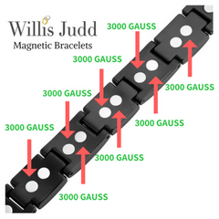 Magnetic Therapy Bracelet 3000 gauss