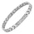Womens Titanium 3000 Gauss Magnetic Therapy Anklet