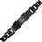 Men's DAD Steel Bracelet engraved Love You Dad