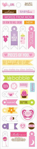 Bella Blvd - Baby Girl - Miniatures