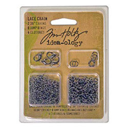 Tim Holtz Idea-ology Lace Chain