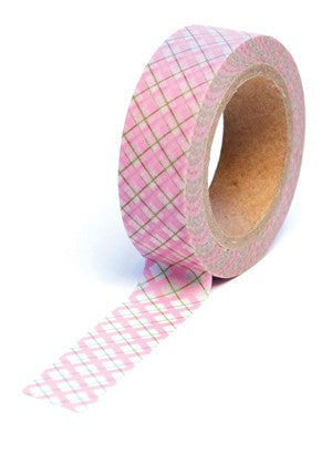 Queen & Co - Trendy Tape - Girl Argyle