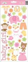 Doodlebug Designs - Sugar & Spice - Icon Cardstock Stickers