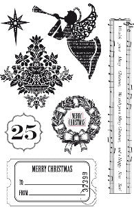 Kaisercraft - December 25th - Clear Stamp