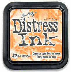 Tim Holtz Distress Ink - Dried Marigold