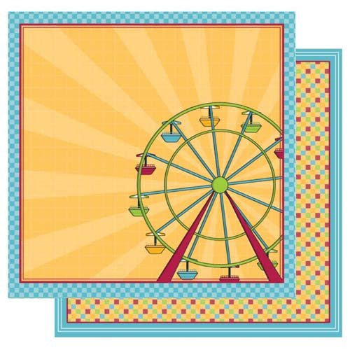 Best Creation - Loops & Scoops - Ferris Wheel