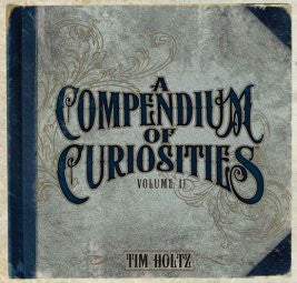 Tim Holtz A Compendium of Curiosities Vol II