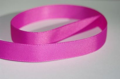 "3/8"" Grosgrain Ribbon - Garden Rose"