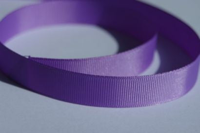 "3/8"" Grosgrain Ribbon - Hyacinth"